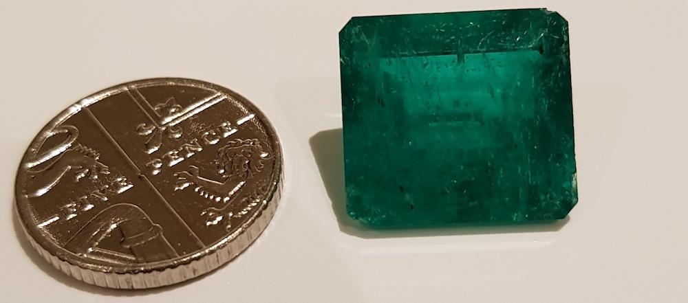 Rare Colombian Emerald Acquired – Design Preview